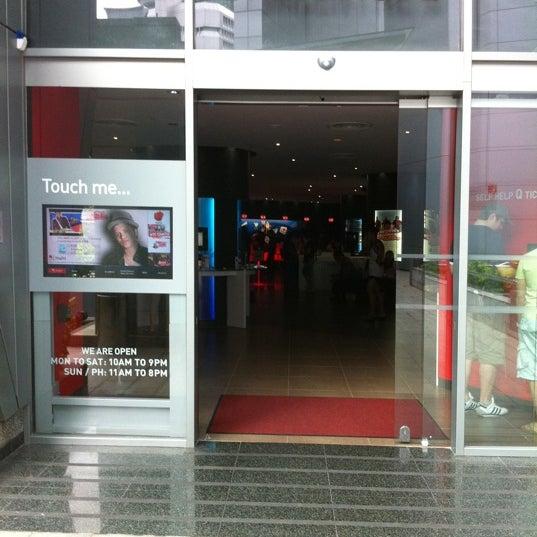 Photo taken at Singtel Shop by Emiko Francois Yves✞ 张. on 7/16/2011