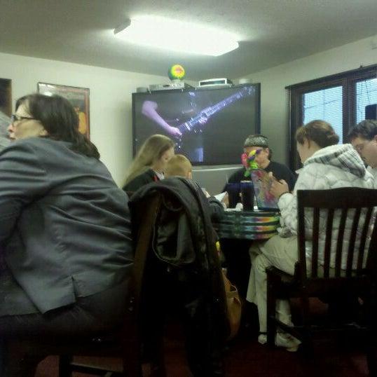 Photo taken at Tie Dye Grill by Bob B. on 3/15/2011