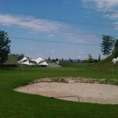 Photo taken at Golf Hostivař by Klim on 6/17/2012