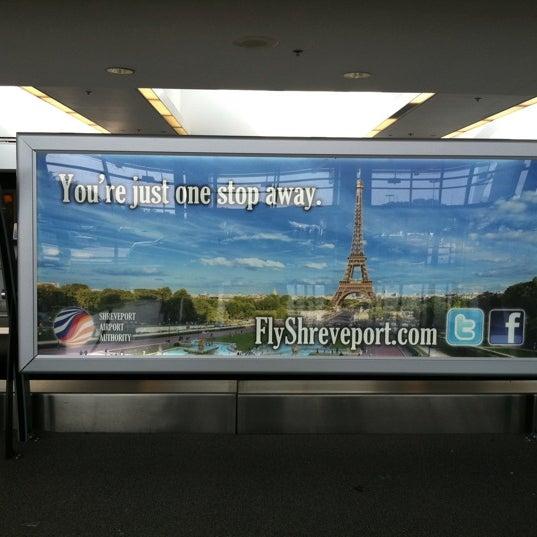 Photo taken at Shreveport Regional Airport (SHV) by Mark C. on 8/19/2011