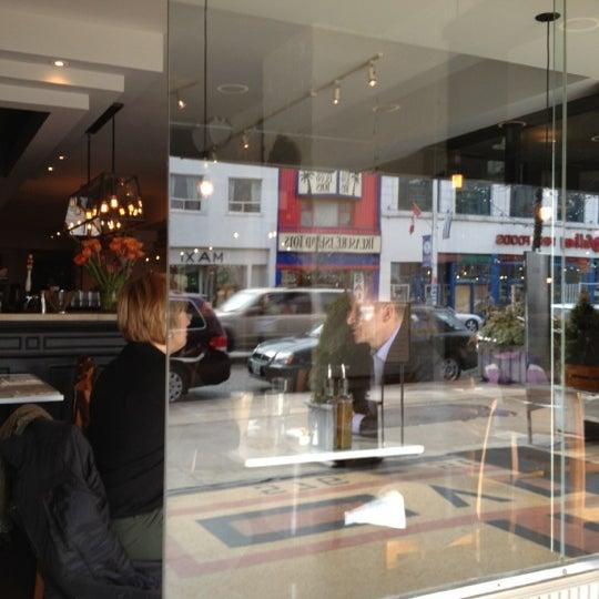 Photo taken at Starbucks by Yoram W. on 3/1/2012