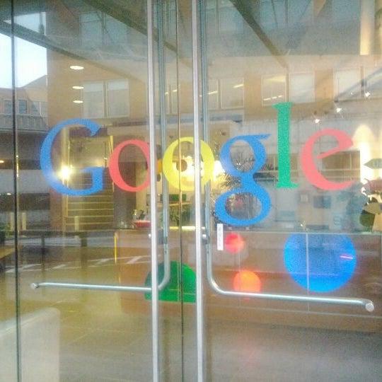 Google Office Irvine 1: Office In Seattle