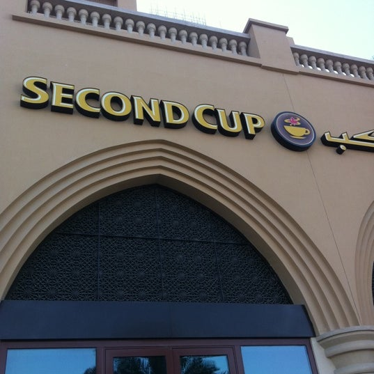 Photo taken at Second Cup by Pok L. on 1/24/2012