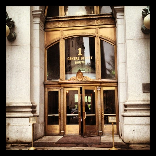 Photo taken at NYC Municipal Building by Nikki N. on 5/3/2012