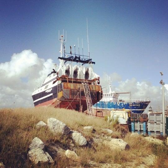 Photo taken at Port du Guilvinec by Benoit F. on 8/4/2012