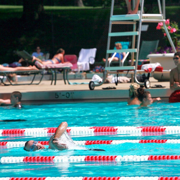 Photos At Iu Outdoor Pool Pool In Indiana University