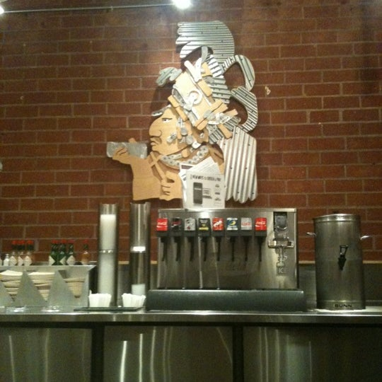 Photo taken at Chipotle Mexican Grill by Victor C. on 3/8/2011