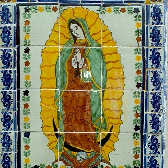 Photo taken at Andador Real de Guadalupe by San Cristobal E. on 8/28/2012