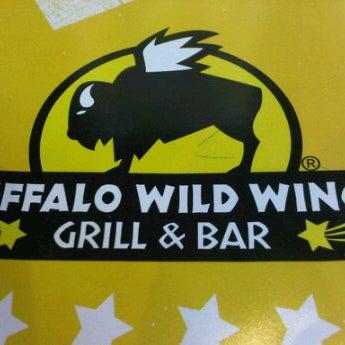 Photo taken at Buffalo Wild Wings by Robert T. on 1/3/2012