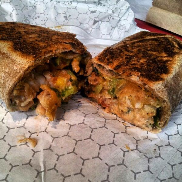 Photo taken at Burrito Boyz by Sean C. on 7/8/2012