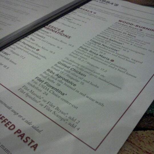 Photo taken at Carrabba's Italian Grill by Eli V. on 6/13/2012