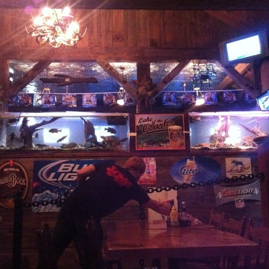 Photo taken at J.J. Twigs Pizza & BBQ by Adam M. on 10/21/2011