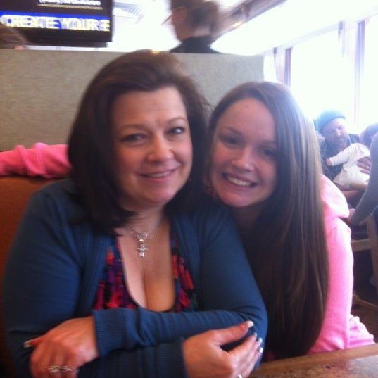 Photo taken at Tiffany Diner by Dawn H. on 2/25/2012
