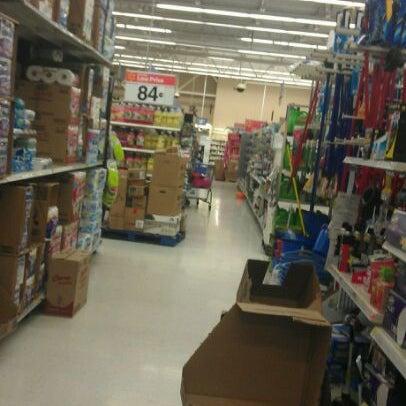 Photo taken at Walmart by Rachelle E. on 10/22/2011