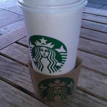 Photo taken at Starbucks by Robert P. on 7/21/2012