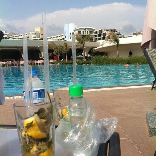 5/4/2012 tarihinde Murat S.ziyaretçi tarafından Cornelia Diamond Golf Resort & Spa'de çekilen fotoğraf