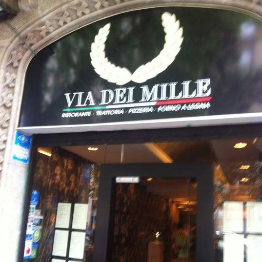 Foto tomada en Via Dei Mille por Richard H. el 5/6/2012