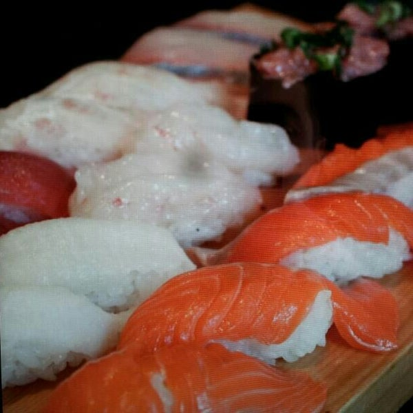 Photo taken at Sushi Club by Valeri T. on 10/22/2011