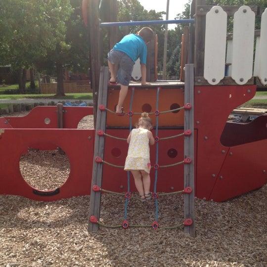 Photo taken at Whiteside Park by Marissa G. on 6/21/2012