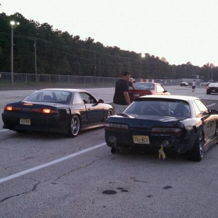 Photo taken at Atco Raceway by 🌸ChRiStInA M. on 9/13/2011