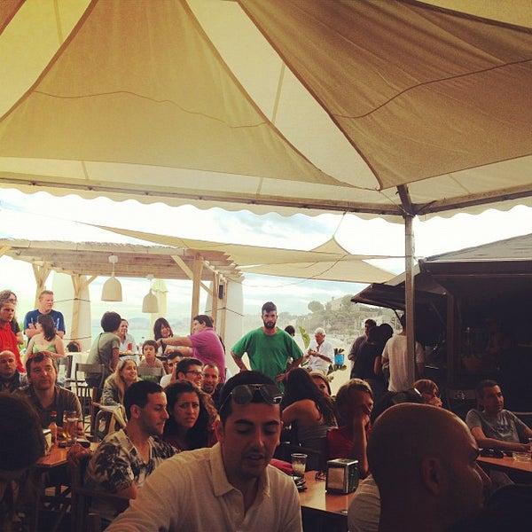 Foto tomada en La Rotonda por Francesc T. el 6/10/2012