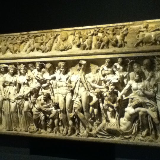 Photo taken at Walters Art Museum by Dwang on 8/4/2012