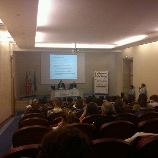 Foto tirada no(a) Deputación de Lugo por Dan R. em 3/23/2012