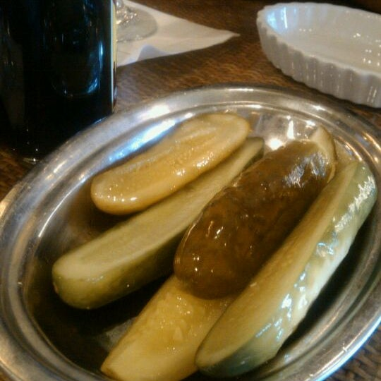 Photo taken at Pickles New York by Lindsay M. on 12/9/2011
