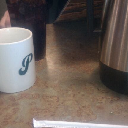 Photo taken at Perkins Restaurant & Bakery by Rachel S. on 1/29/2012