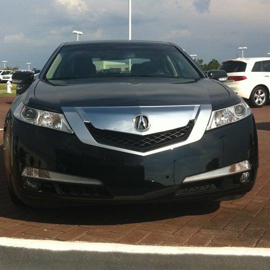 Acura Dealership Atlanta Area: Fayetteville Autopark