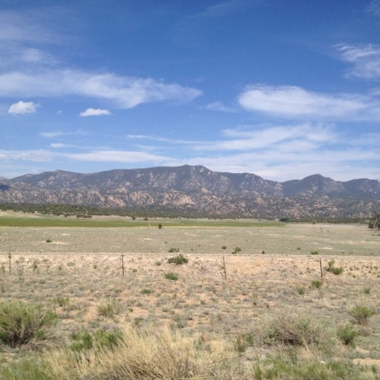 Chaffee County Shooting Range