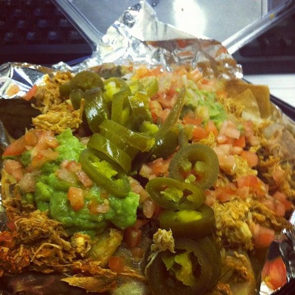 Foto tomada en Fiesta Martin Mexican Grill por Dwayne H. el 1/25/2012