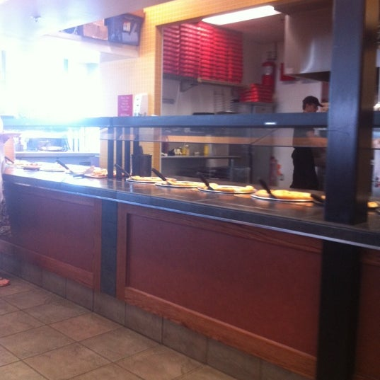 Photo taken at Cicis by Jo S. on 7/19/2011