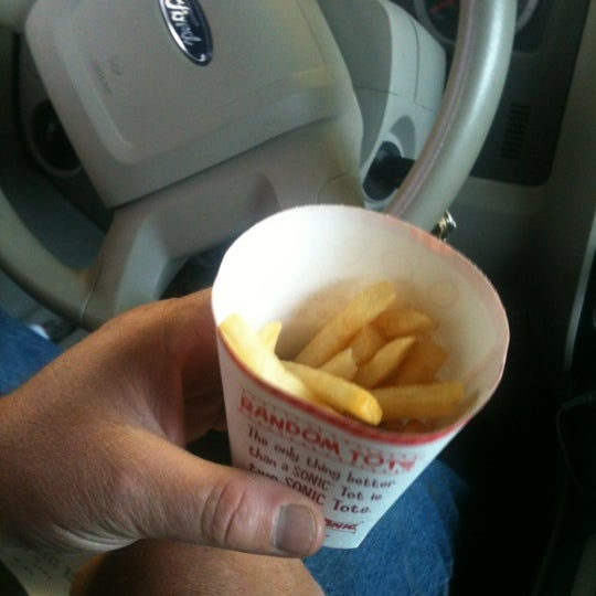They will rip you off! Some large fry!