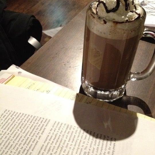 Photo taken at Bennu Coffee by Jennifer on 12/7/2011