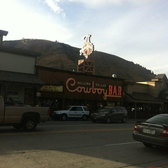 Photo taken at Million Dollar Cowboy Bar by Las Vegas M. on 10/24/2011