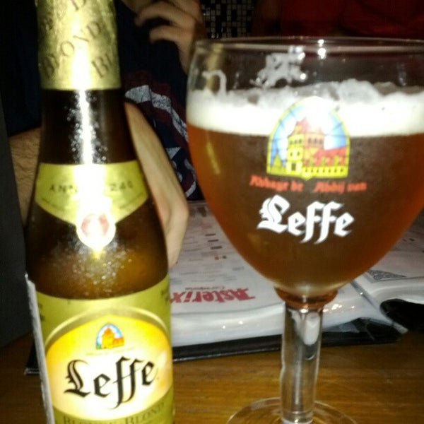 Eu te amo Bélgica!
