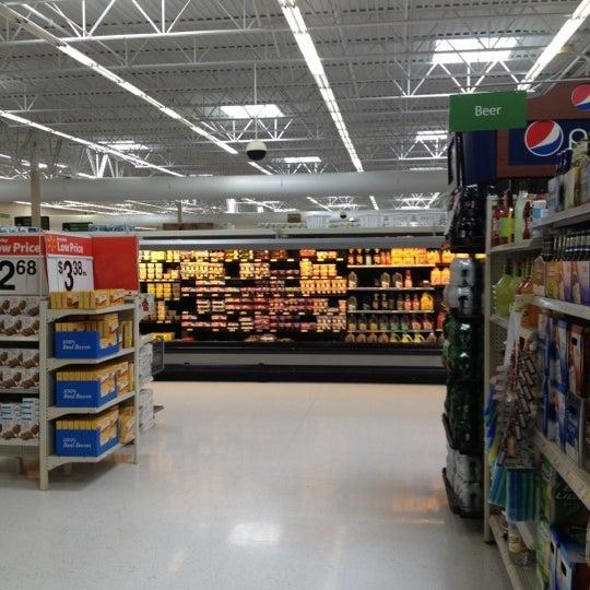 Photo taken at Walmart Supercenter by @jason_ on 4/29/2012