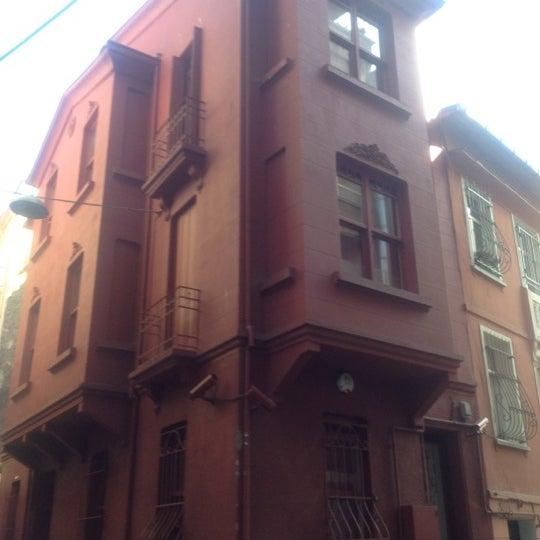 7/8/2012 tarihinde bilsev c.ziyaretçi tarafından Masumiyet Müzesi'de çekilen fotoğraf