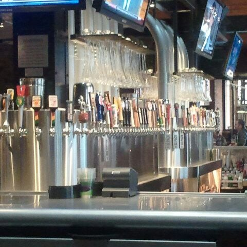 Photo taken at Yard House by Moises P. on 2/26/2012