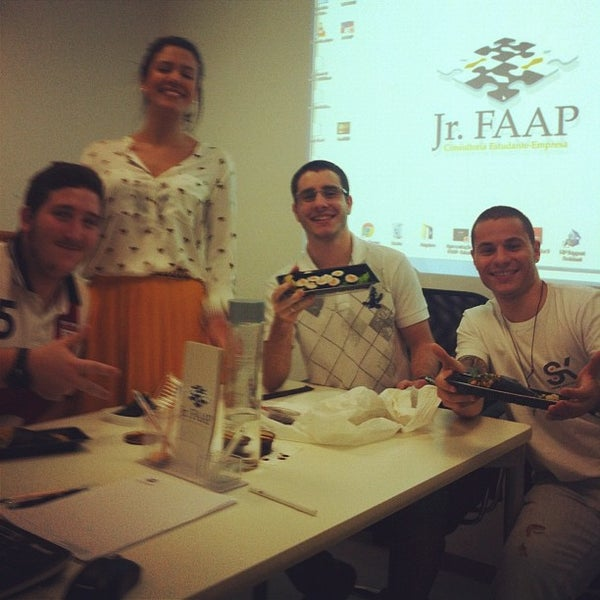 Photo taken at Jr. FAAP Consulting by Igor F. on 8/20/2012