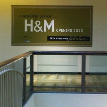 Photo taken at H&M by A75 on 2/15/2012