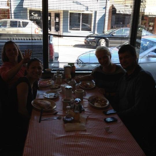Photo taken at Big Ed's City Market Restaurant by Cynthia J. on 2/20/2012