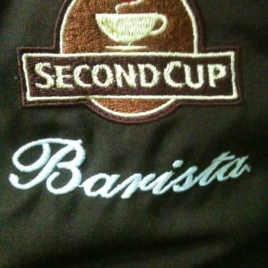 Photo taken at Second Cup by Burn B. on 3/29/2012
