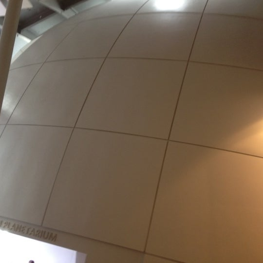 Photo taken at Morrison Planetarium by Adam M. on 2/20/2012