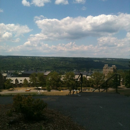 Photo taken at Cornell University by Ty B. on 7/30/2012