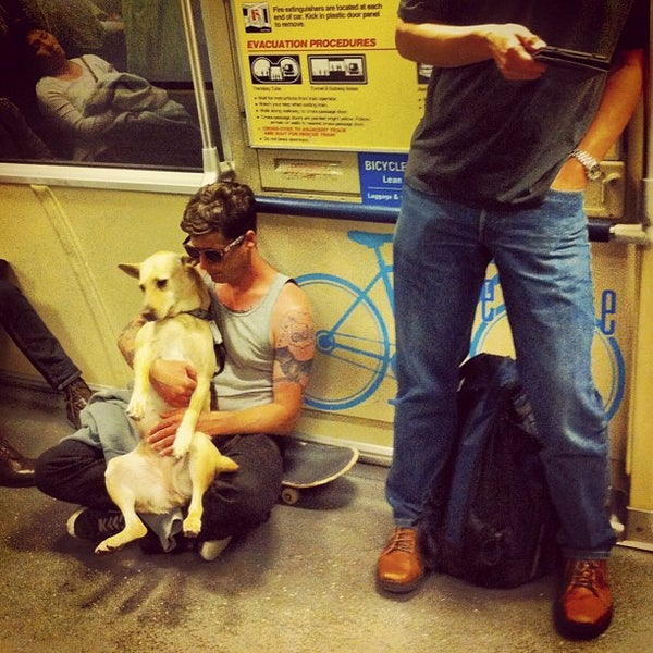 Photo taken at Civic Center/UN Plaza BART Station by David L. on 8/30/2012