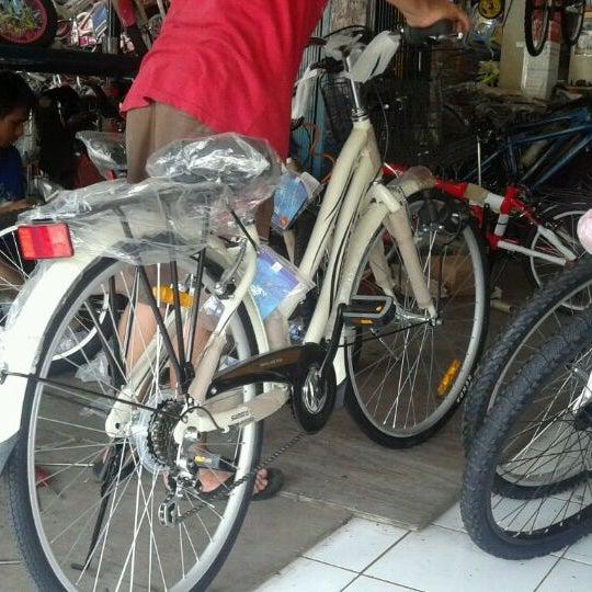 Toko Sepeda Aneka Jaya Depok, Jawa Barat