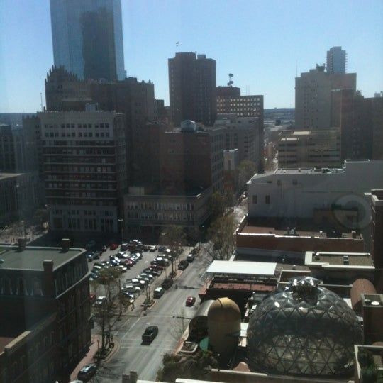 Photo taken at The Worthington Renaissance Fort Worth Hotel by Shane M. on 3/4/2012