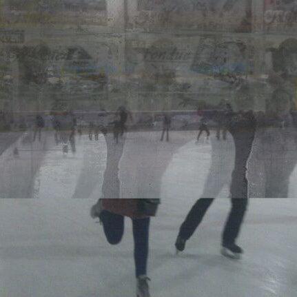 Снимок сделан в Айс Холл / Ice Hall пользователем Алексей Ф. 2/13/2012